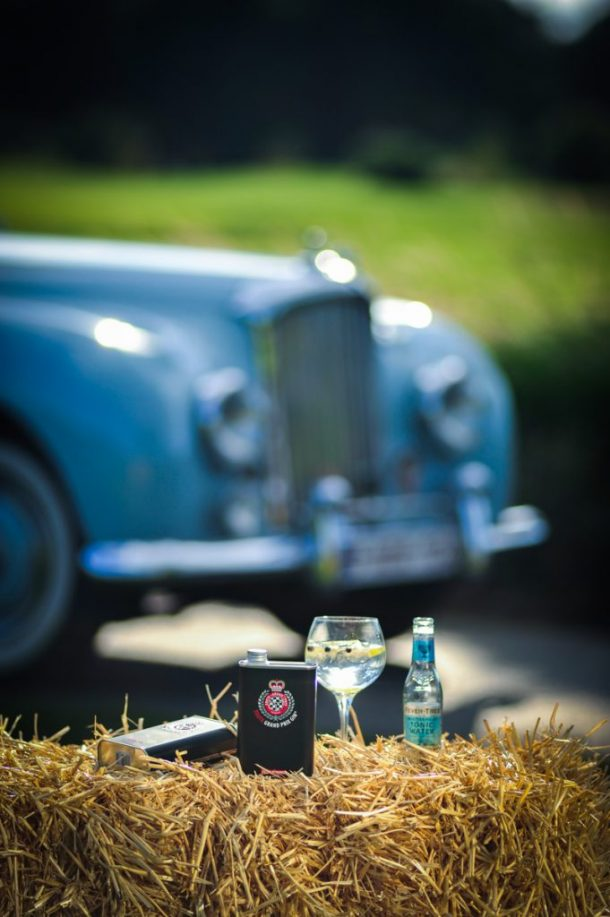 Gins on line product shoot